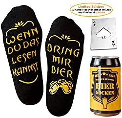Bring Bier Socken